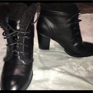 Restricted Ankle Boots Size 8